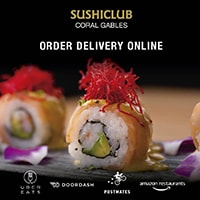 Sushi Delivery - Order Delivery On Line